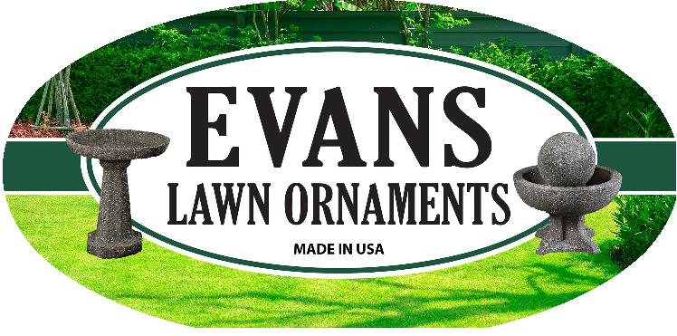 Evans Lawn Ornaments